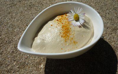 Crème de noix de cajou fermentée