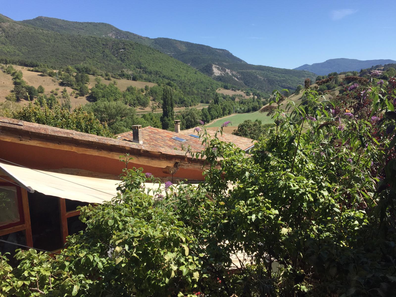 Stage de cuisine vivante et naturelle dans la Drôme